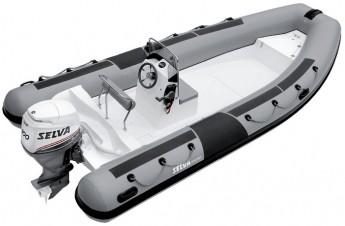 Лодка Selva Professional Line 550 PRO