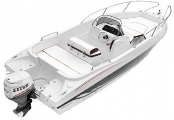 Лодка Selva Open Elegance Line 5.7 Elegance