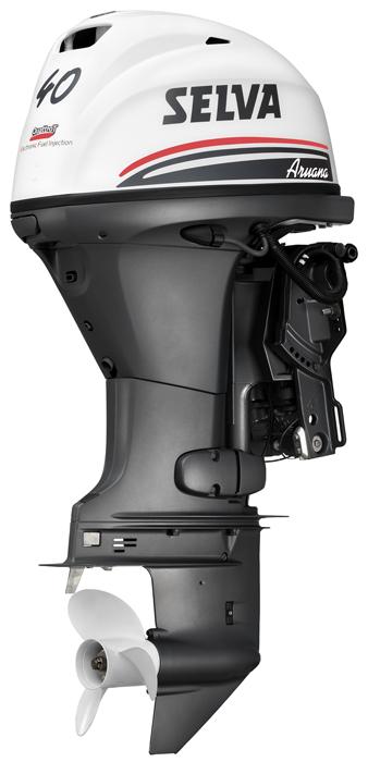 Лодочный мотор Selva ARUANA 40