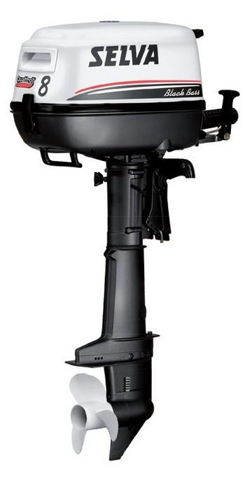 устройство лодочного мотора selva