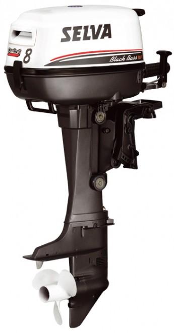 Лодочный мотор Selva BLACK BASS BIG FOOT 8