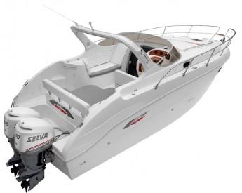 Лодка Selva Cruiser Line C.8.3 Cabin