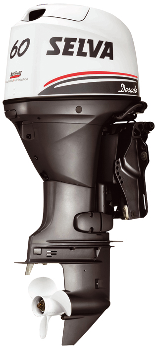 Лодочный мотор Selva DORADO 60 E.F.I.