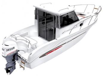 Лодка Selva Fisherman Line F.7.0 Cabin