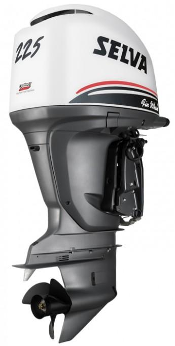 Лодочный мотор Selva FIN WHALE 225 E.F.I.