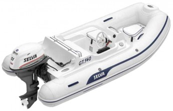 Лодка Selva Luxury Tender Line GT.340