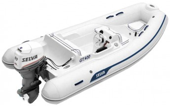 Лодка Selva Luxury Tender Line GT.400