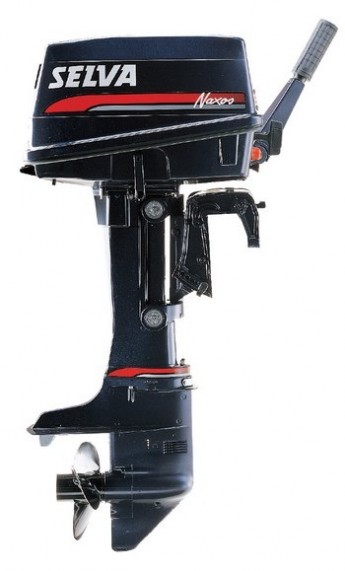Лодочный мотор Selva Naxos 15