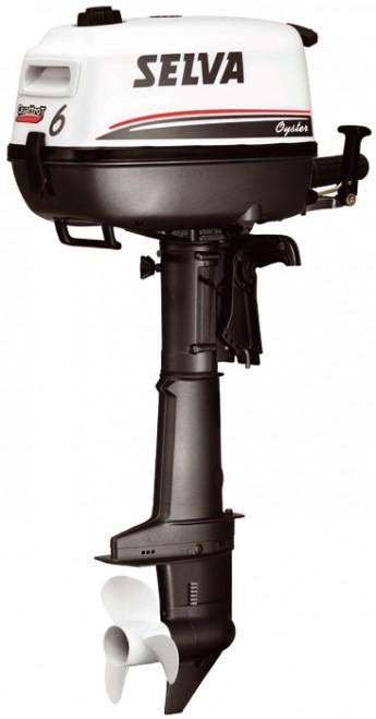 Лодочный мотор Selva OYSTER 6