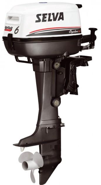 Лодочный мотор Selva OYSTER BIG FOOT 6