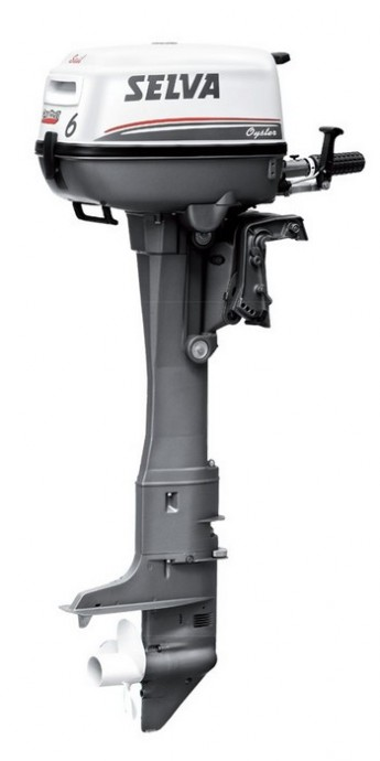 Лодочный мотор Selva OYSTER BIG FOOT SAIL 6