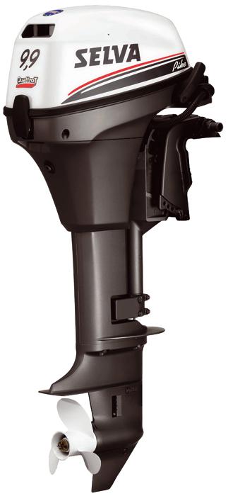 Лодочный мотор Selva PIKE 9,9