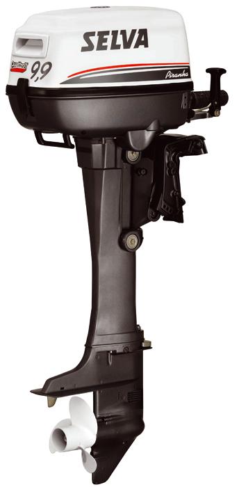 расход топлива у лодочных моторов сельва