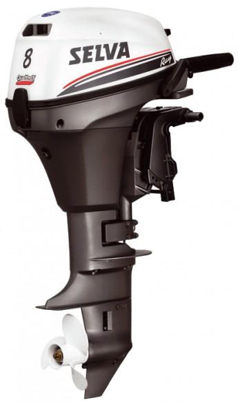Лодочный мотор Selva RAY 8