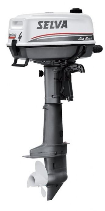 Лодочный мотор Selva Sea Bass 4