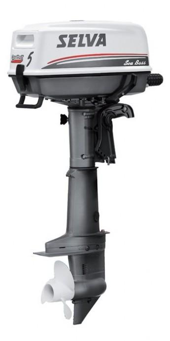 Лодочный мотор Selva SEA BASS 5