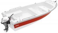 Лодка Selva Tiller Line T.4.8