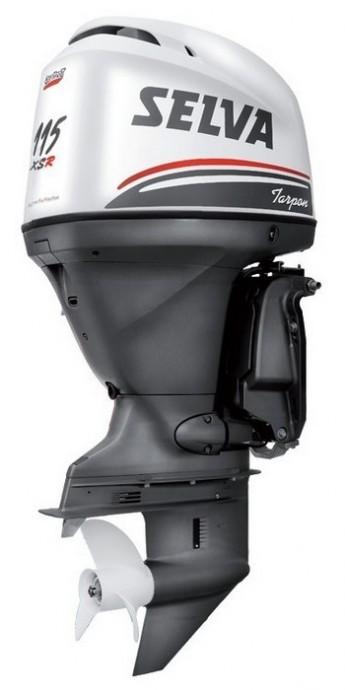 Лодочный мотор Selva TARPON 115XSR E.F.I.