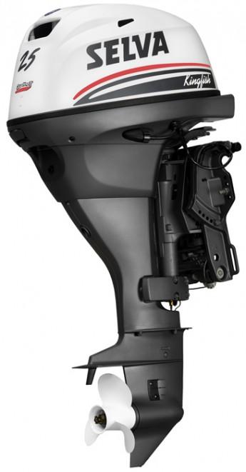 Лодочный мотор Selva KINGFISH 25