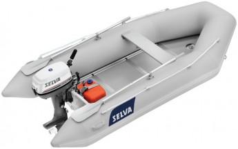 Лодка Selva Plein Air Line PA 360 WF