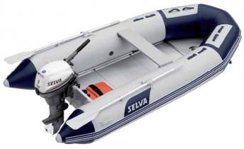 Лодка Selva Plein Air Line PA 390 ALU