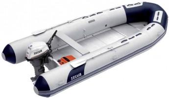 Лодка Selva Plein Air Line PA 460 ALU