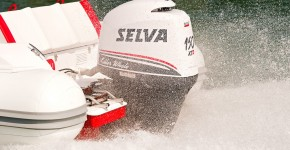 Подвесной лодочный мотор Selva Killer Whale 150XSR EFI