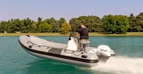 Professional Line: Модель 550 PRO с двигателем Selva Dorado 50 EFI