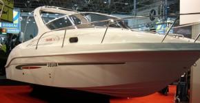Стеклопластиковая лодка Selva C6.7 Cabin