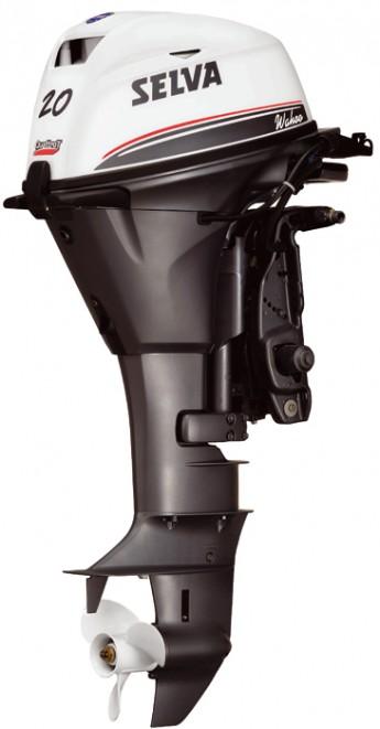 Лодочный мотор Selva Wahoo 20